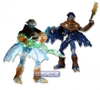 Set of 2: Raziel from Soul Reaver - Legacy of Kain (Player Select)