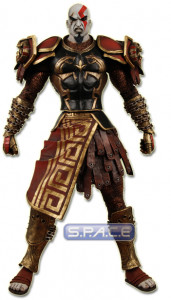 Ares Armor Kratos Open Mouth from God of War II (Player Select)