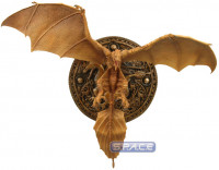 Golden Dragon Wall Statue (Beowulf)