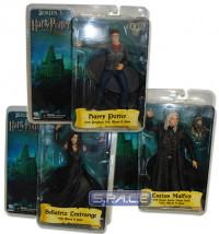 3er Komplettsatz: Order of the Phoenix Series 3 (Harry Potter)