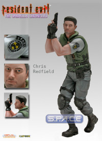 Chris Redfield Statue - Virtual Legends (Resident Evil)