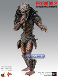 1/6 Scale Battle Damaged Predator Model Kit (Predator 2)