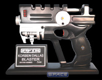 1:1 Korben Dallas Blaster Life-Size Replica (The Fifth Element)