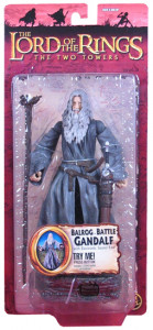 Balrog Battle Gandalf (The Lord of the Rings Trilogy - TTT Series 5)