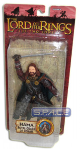 Hama Royal Guard of Rohan (Trilogy - TTT Series 4)
