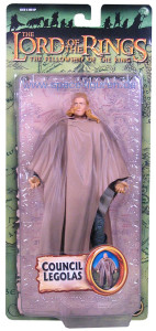 Council Legolas (The Lord of the Rings Trilogy - FOTR Series 5)