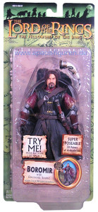 Boromir (Trilogy - FOTR Series 5)