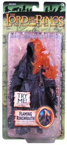 Flaming Ringwraith (Trilogy - FOTR Series 5)