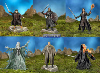 Complete Set of 6 : Trilogy - FOTR Series 5 (Lord of the Rings)