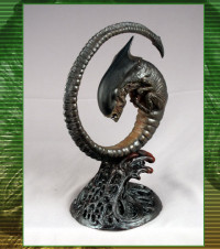 Alien Queen Chestburster Statue (Alien 3)