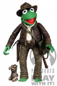 Adventure Kermit 2004 Tour Exclusive (The Muppet Show)