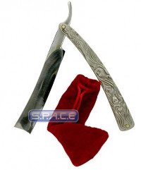 Razor Prop Replica with Drawstring Pouch (Sweeney Todd)