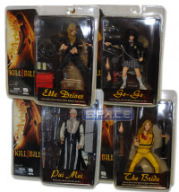 4er Satz: Kill Bill - The Best of Collection