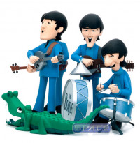 The Beatles Cartoons Deluxe Box
