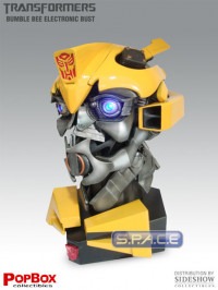 Bumblebee Electronic Bust (Transformers)