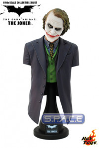 1/4 Scale The Joker Bust (Batman: The Dark Knight)