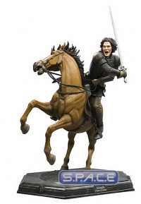 Prince Caspian and Steed Statue (Narnia: Prince Caspian)