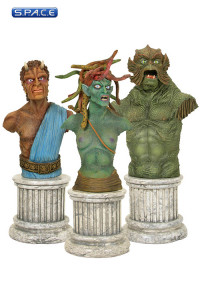 Clash of the Titans Busts 3-Pack SDCC 2008 Exclusive