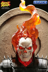 Ghost Rider on Throne Comiquette (Marvel)