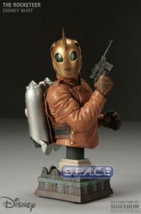 Rocketeer Bust (Disney)