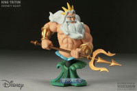 King Triton Bust (Disney)