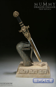 Dragon Dagger Prop Replica (The Mummy)