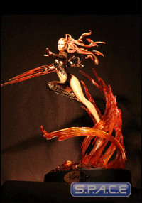 Kiani Statue Lava Edition AspenStore Exclusive (Fathom)