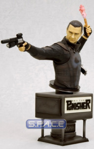 Classics Punisher Warzone Movie Fine Art Bust (Punisher)
