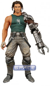 Nathan ''Rad'' Spencer from Bionic Commando (Player Select)