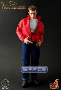 1/6 Scale James Dean Red Jacket Version
