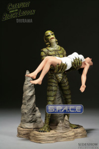 The Creature From The Black Lagoon Diorama