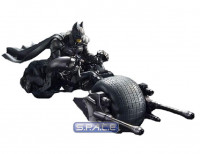 Movie Realization Batman & Batpod (Batman - The Dark Knight)