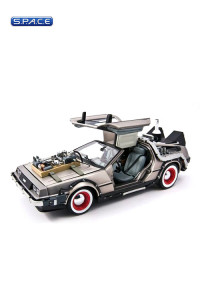 1:18 Die Cast DeLorean Time Machine (Back to the Future 3)
