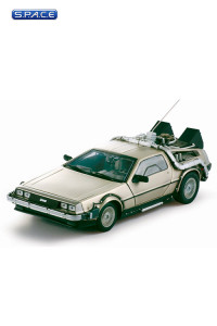 1:18 Die Cast DeLorean Time Machine Mark I (Back to the Future)