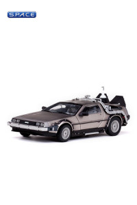 1:18 Die Cast DeLorean Time Machine (Back to the Future)