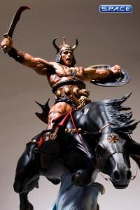 Conan the Conqueror Statue (Conan the Barbarian)