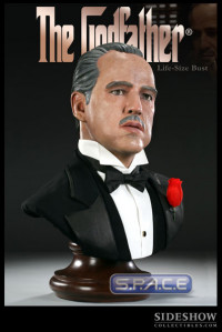 1:1 Don Vito Corleone Life-Size Bust (The Godfather)