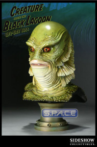 1:1 Creature of the Black Lagoon Life-Size Bust