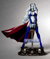 Lady Death Ruby Edition Statue