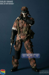 1/6 RAH Solid Snake Square Camouflage Ver. (MGS 3)
