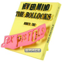 3D Album Cover : Sex Pistols