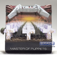 3D Album Cover : Metallica Master of Puppets