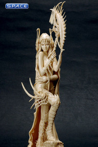 Akira by Dorian Cleavenger Statue - Ivory Version (Fantasy Figure Gallery)