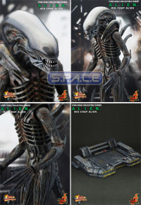 1/6 Scale Alien Big Chap Movie Masterpiece (Alien)