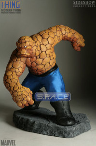1/4 Scale The Thing in modern uniform SS Excl. (Fantastic Four)