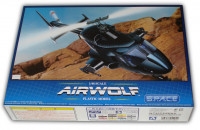 1/48 Airwolf #05 Plastic Model Kit (Airwolf)