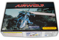 1/48 Airwolf #SP05 Plastic Model Kit (Airwolf)