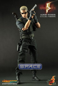 1/6 Scale Albert Wesker S.T.A.R.S. Version (Resident Evil 5)