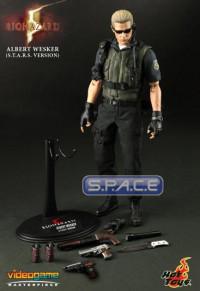 1/6 Scale Albert Wesker S.T.A.R.S. Version (Resident Evil 5)