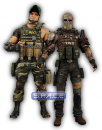 2er Satz: Salem and Rios from Army of Two (Player Select)